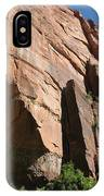 Red Red Rock IPhone Case