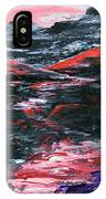 Red River Valley IPhone Case