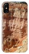 Red Rock Bryce Canyon  IPhone Case