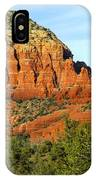 Red Rock Butte IPhone Case