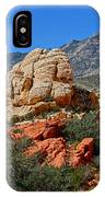 Red Rock Canyon 5 IPhone Case