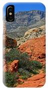 Red Rock Canyon 6 IPhone Case