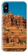 Red Rock Formation Sedona Arizona 21 IPhone Case