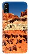Red Rock Ridges IPhone Case