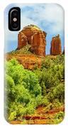 Red Rock State Park Sedona Arizona IPhone Case