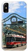 Red Rocket 5 IPhone Case