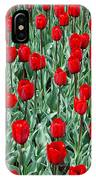 Red Spring IPhone Case