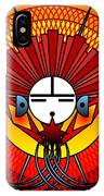 Red Star Kachina 2012 IPhone Case