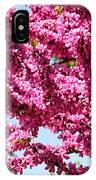 Redbud In Bloom IPhone Case