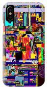 Redemption Prayer 12c IPhone Case