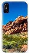 Redstone Picnic Area IPhone Case