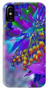 Redvien Flowers 2 IPhone Case