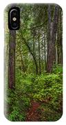 Redwoods 2 IPhone Case