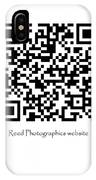 Reed Qr IPhone Case