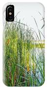 Reeds And River IPhone Case