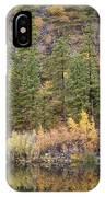 Reflect Autumn IPhone Case
