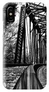 Reflected Strength IPhone Case