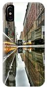 Reflecting Nyc IPhone Case