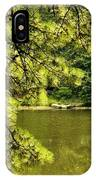 Reflecting On The Beauty Of The Woodlands IPhone Case