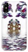 Reflecting Tranquility IPhone Case