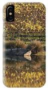 Reflection-country-victoria  IPhone Case