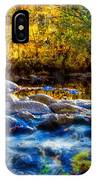 Reflection Of Autumns Natural Beauty IPhone Case