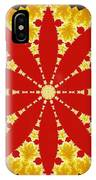 Reflection Of Fire IPhone Case