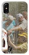 Reflections And Rememberance IPhone Case