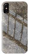 Reflections In Grey IPhone Case