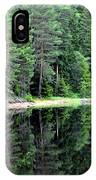 Reflections In Wtare IPhone Case