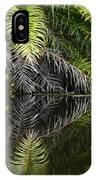 Reflections Marimbus River Brazil 2 IPhone Case