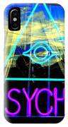 Reflections Of A Psychic IPhone Case