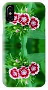 Reflections Of A Summer Bouquet IPhone Case