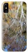Reflections Of Fall 5 IPhone Case