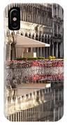 Reflections Of Saint Mark's Square -day IPhone Case