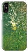 Reflections Of Time IPhone Case