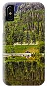 Reflections Of Vail IPhone Case