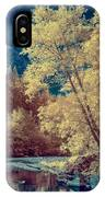 Reflections On Bull Creek IPhone Case