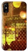 Reflections, Patterns And Silhouettes IPhone Case
