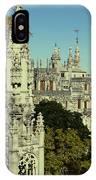 Regaleira Palace I IPhone Case