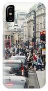 Regent Street IPhone Case