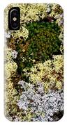 Reindeer Moss And Lichens IPhone Case