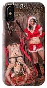 Reindeer Slay IPhone Case