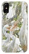 Rejecting Fledglings IPhone Case