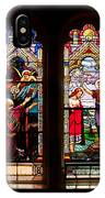 Religious Stained Windows IPhone Case