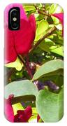 Remembering Magenta IPhone Case