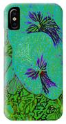 Remembrance Flowers IPhone Case
