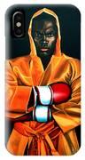 Remy Bonjasky IPhone Case