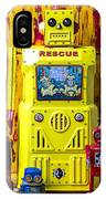 Rescue Robot IPhone Case