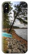 Reservoir Shoreline IPhone Case